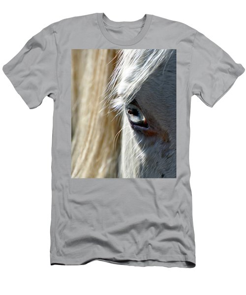 Horse Eye Men's T-Shirt (Athletic Fit)