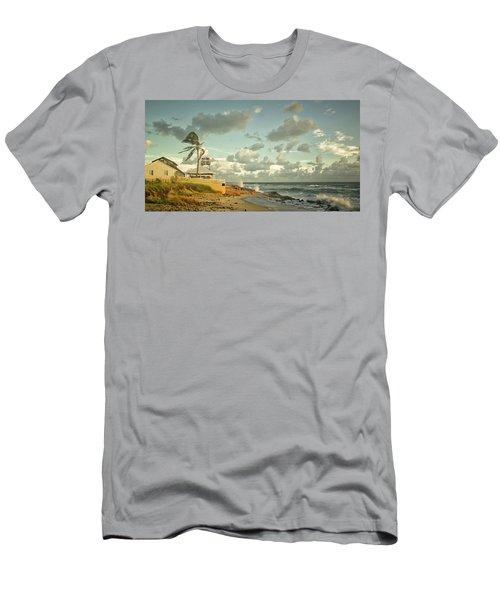 House Of Refuge Men's T-Shirt (Athletic Fit)