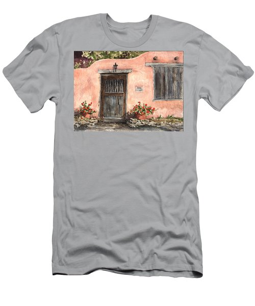 House On Delgado Street Men's T-Shirt (Athletic Fit)