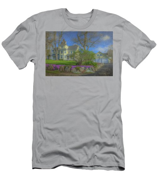 House On Elm St., Easton, Ma Men's T-Shirt (Athletic Fit)