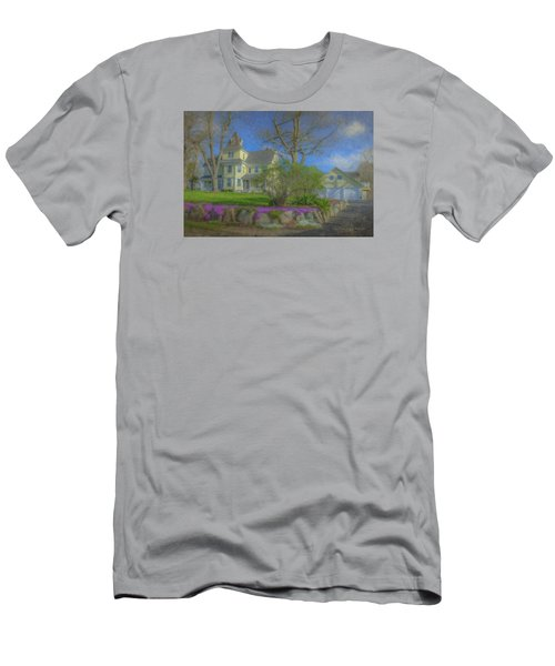 House On Elm St., Easton, Ma Men's T-Shirt (Athletic Fit)