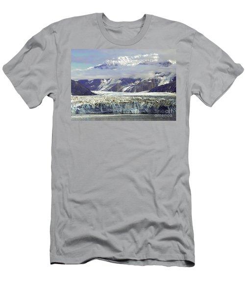 Hubbard Glacier Men's T-Shirt (Athletic Fit)