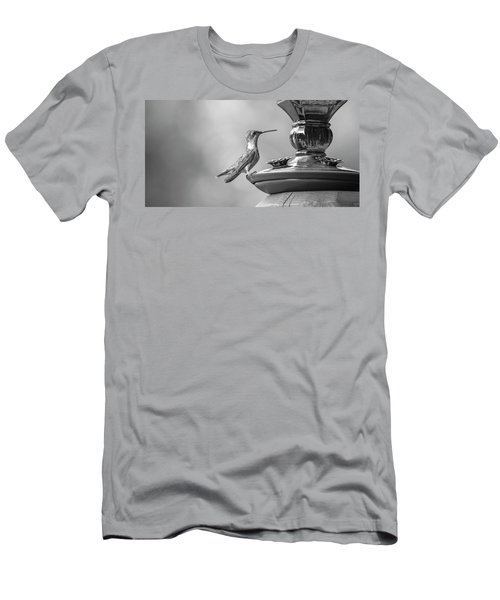 Hummingbird Intrigue  Men's T-Shirt (Athletic Fit)