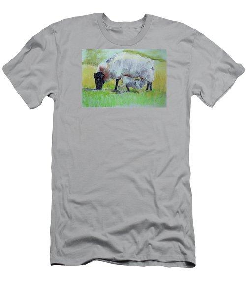 Hungry Lamb Men's T-Shirt (Athletic Fit)