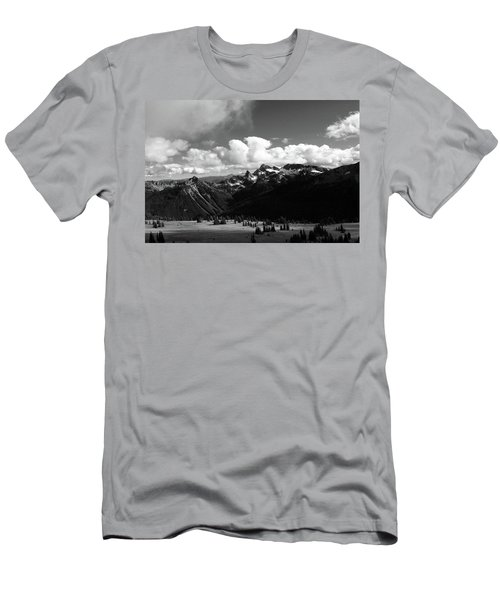 Hurricane Ridge Men's T-Shirt (Athletic Fit)
