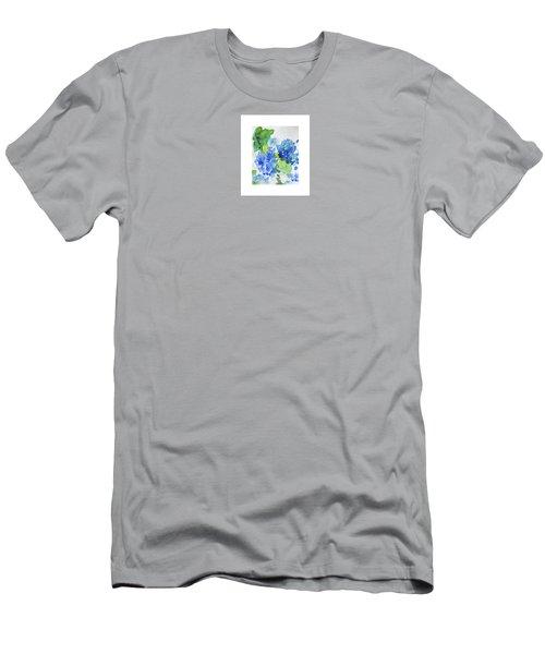 Hydranga Men's T-Shirt (Athletic Fit)
