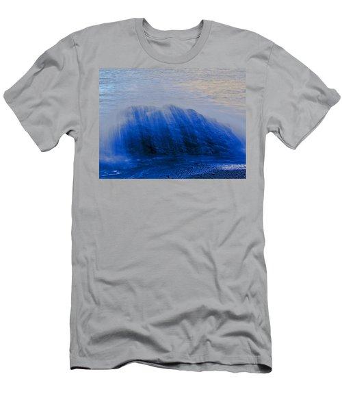 I Am A Rock Men's T-Shirt (Athletic Fit)