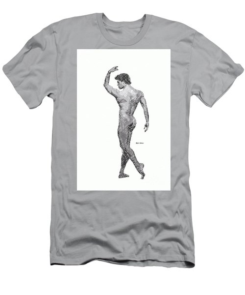 I Can Do Anything I Men's T-Shirt (Slim Fit) by Rafael Salazar