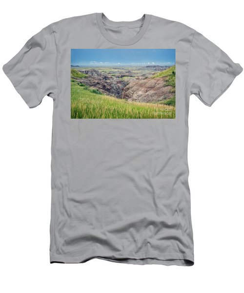 I Can See For Miles Men's T-Shirt (Athletic Fit)