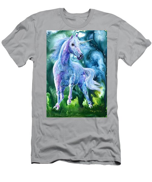 I Dream Of Unicorns Men's T-Shirt (Athletic Fit)