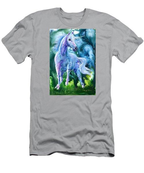 I Dream Of Unicorns Men's T-Shirt (Athletic Fit)