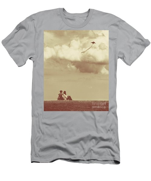 I Had A Dream I Could Fly From The Highest Swing Men's T-Shirt (Athletic Fit)