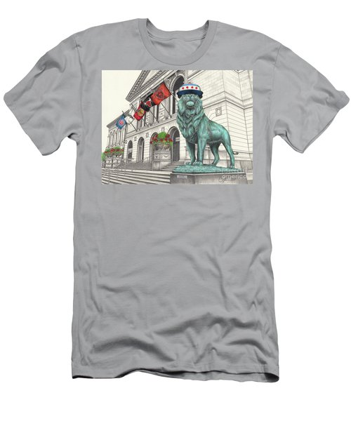 I Love Chicago Vol. 3 Men's T-Shirt (Athletic Fit)