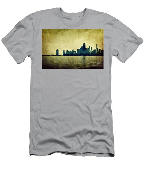 I Will Find You Down The Road Where We Met That Night Men's T-Shirt (Athletic Fit)