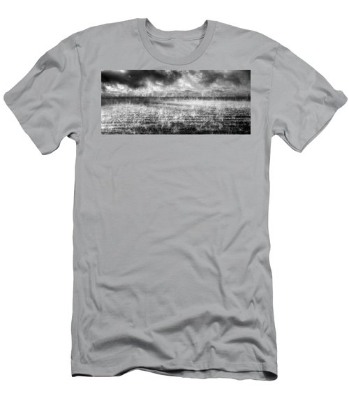 Ice Fog  Men's T-Shirt (Athletic Fit)