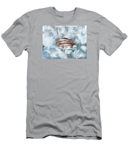 Iced Fish Men's T-Shirt (Athletic Fit)