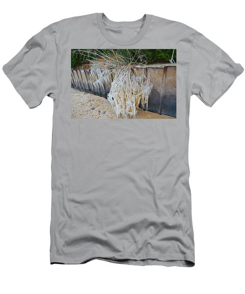 Iced Over Men's T-Shirt (Athletic Fit)