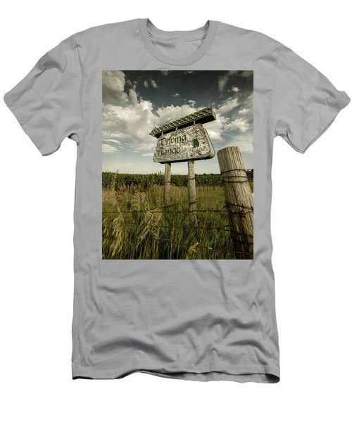 Ideal Driving Range Men's T-Shirt (Athletic Fit)