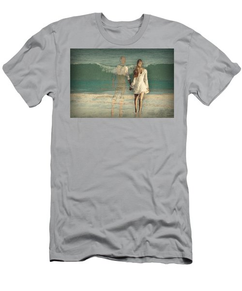 I'll Always Be Beside You Men's T-Shirt (Athletic Fit)