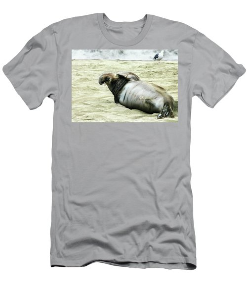 Men's T-Shirt (Slim Fit) featuring the photograph Im Too Sexy by Anthony Jones