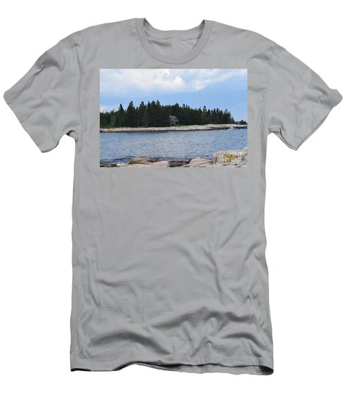 Images From Maine 3 Men's T-Shirt (Athletic Fit)