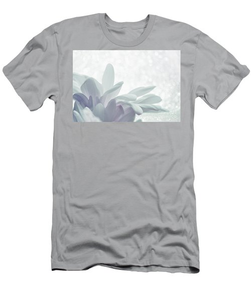 Men's T-Shirt (Slim Fit) featuring the digital art Immobility - W01c2t03 by Variance Collections