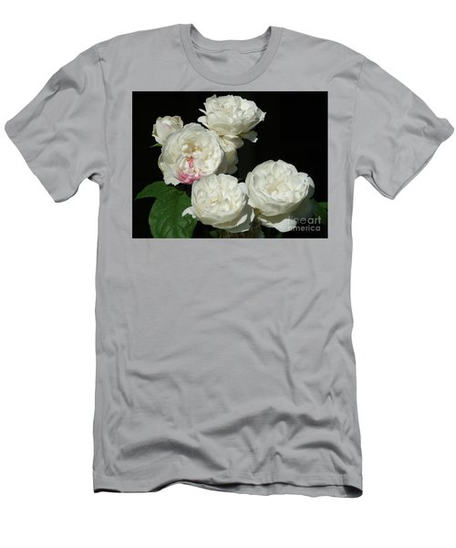 Men's T-Shirt (Slim Fit) featuring the photograph Imperfection by Victor K