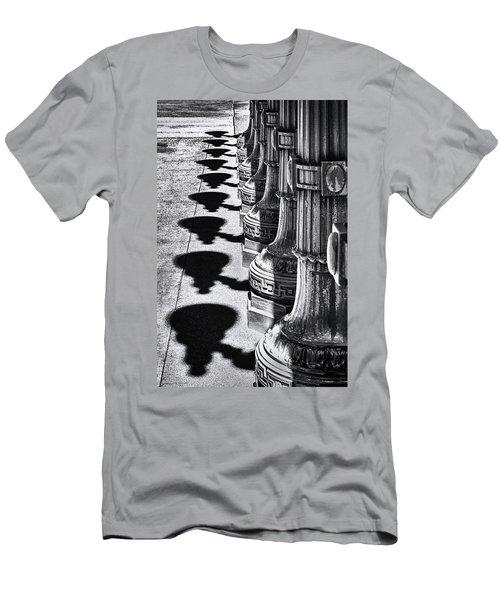 Improvisational Light Men's T-Shirt (Athletic Fit)