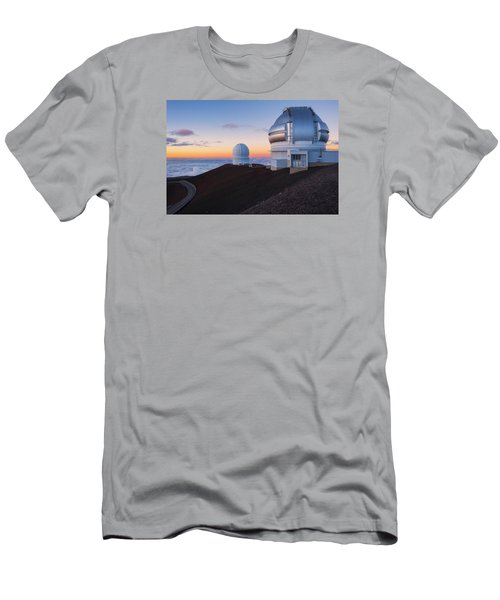 Men's T-Shirt (Slim Fit) featuring the photograph In Search Of Gemini by Ryan Manuel