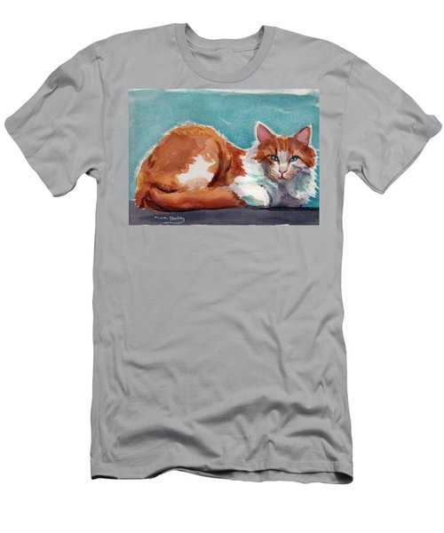 In Turquoise Men's T-Shirt (Athletic Fit)