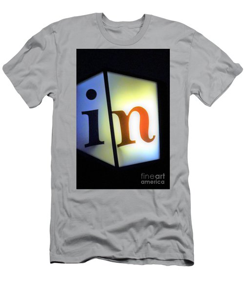 In1 Men's T-Shirt (Athletic Fit)