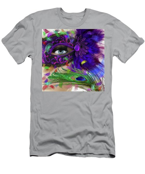 Men's T-Shirt (Athletic Fit) featuring the photograph Incognito by LemonArt Photography