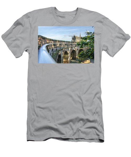 Inside The Leiden Citadel Men's T-Shirt (Athletic Fit)