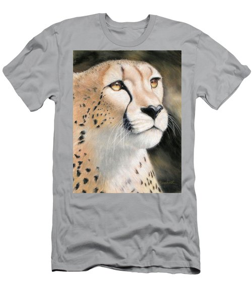 Intensity - Cheetah Men's T-Shirt (Athletic Fit)