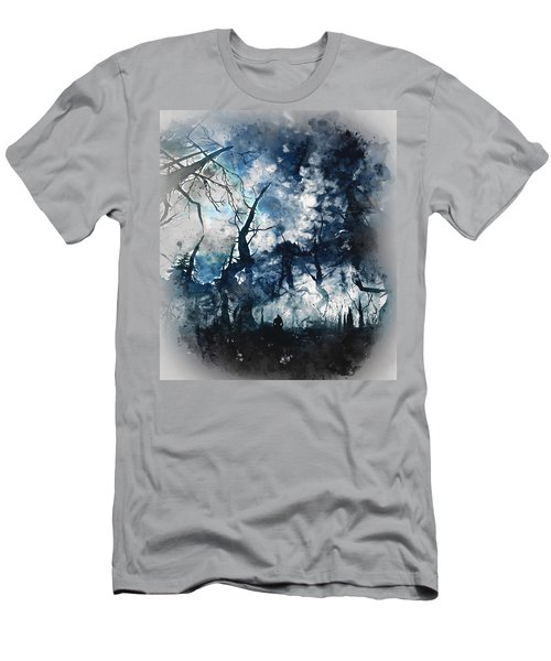 Into The Darkness - 01 Men's T-Shirt (Athletic Fit)