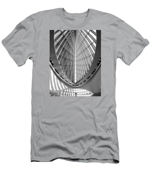 Into The Future Men's T-Shirt (Athletic Fit)
