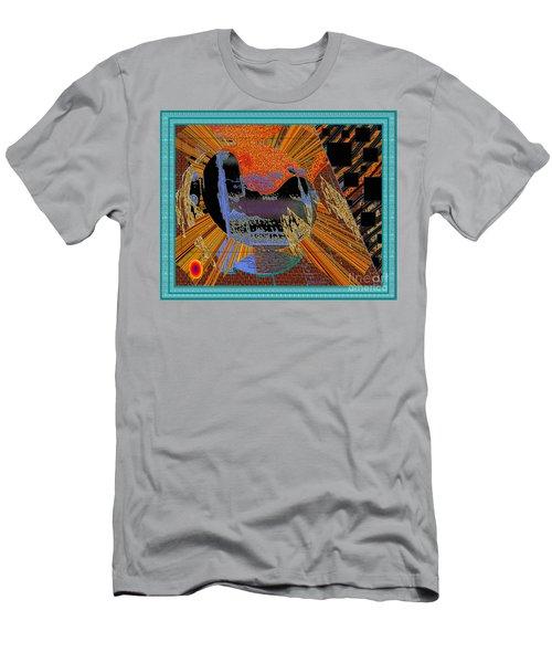 Inw_20a0610a_mortar-black_fxfr-blue Men's T-Shirt (Athletic Fit)