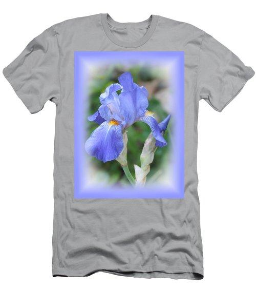 Iris Beauty Men's T-Shirt (Athletic Fit)