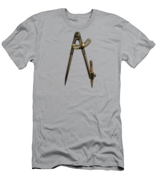 Iron Compass Men's T-Shirt (Slim Fit)