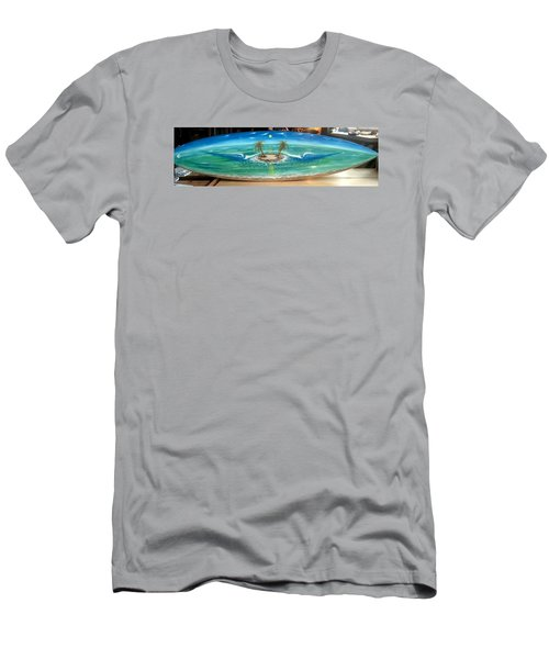 Island Dream  Men's T-Shirt (Athletic Fit)