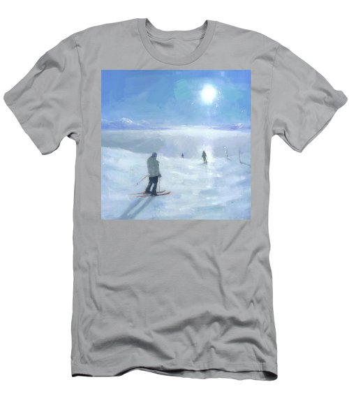 Islands In The Cloud Men's T-Shirt (Athletic Fit)