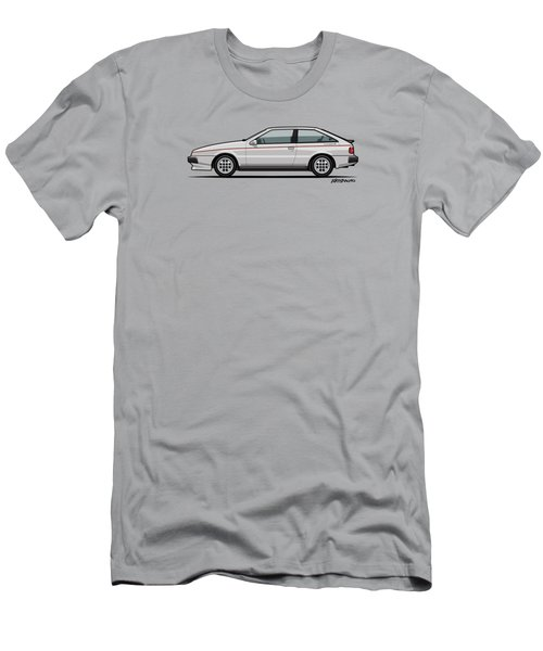 Isuzu Piazza/impulse Xe White Men's T-Shirt (Athletic Fit)
