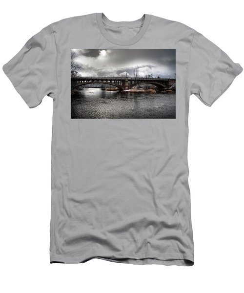 It's A Wonderful Life... Men's T-Shirt (Athletic Fit)