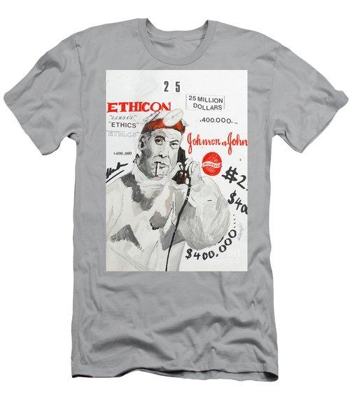 J  J Men's T-Shirt (Athletic Fit)