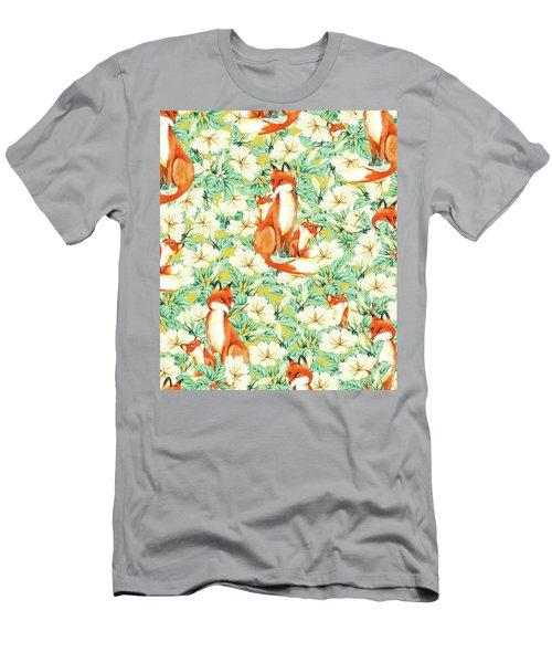 Jackals Men's T-Shirt (Slim Fit) by Uma Gokhale