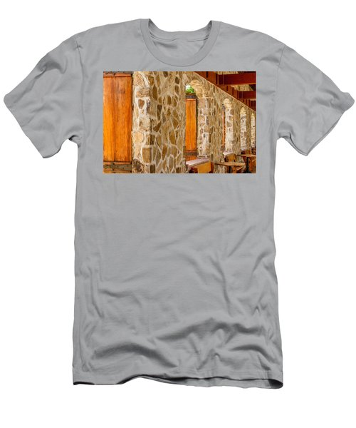 Jacuzzi Winery Men's T-Shirt (Athletic Fit)