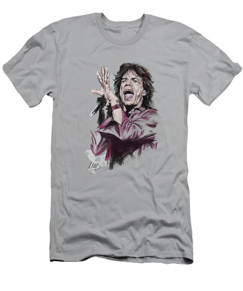 Jagger Men's T-Shirt (Athletic Fit)