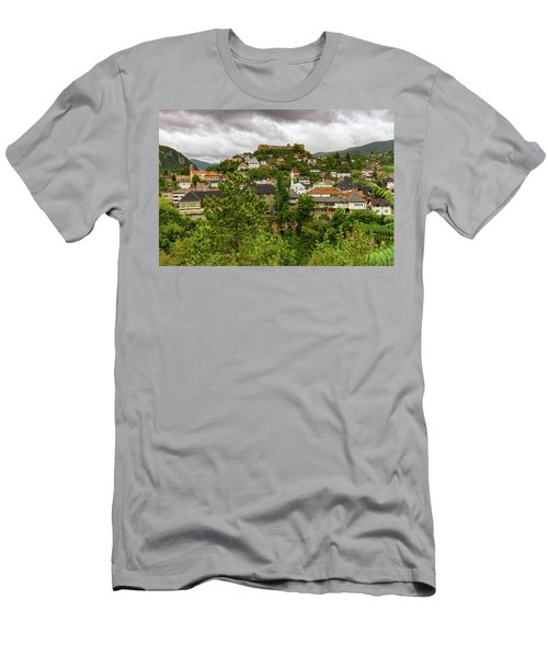 Jajce, Bosnia And Herzegovina Men's T-Shirt (Athletic Fit)