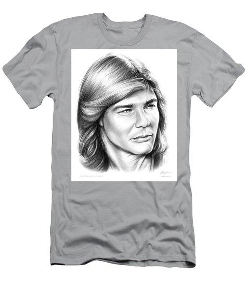 Jan Michael Vincent Men's T-Shirt (Athletic Fit)