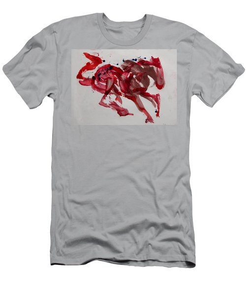 Japanese Horse Men's T-Shirt (Athletic Fit)
